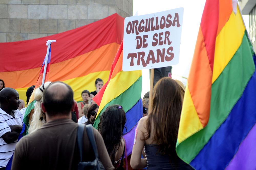 comunidad trans en Argentina